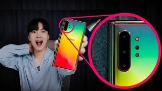 [ENG SUB] 세계가 놀란 갤럭시노트10의 엄청난 카메라 기능! [다 보여드림] (Amazing Camera Features of Galaxy Note 10!)