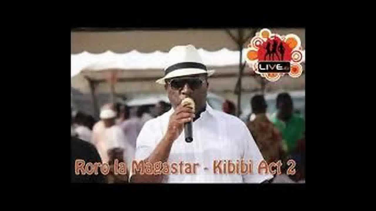 Download Roro La Megastar - Kibibi Acte 1
