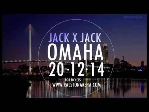 Jack X Jack Live In Concert 20 12 14 @Ralston Arena Omaha