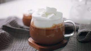 🍫 코코아 만들기 ☁ Hot Chocolate | 한세 HANSE
