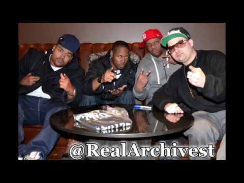 Exclusive Interview with Slum Village T3, Illa J & Young RJ