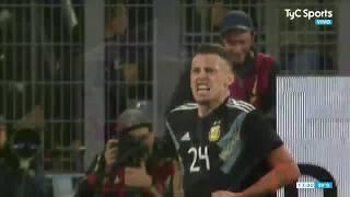 Alemania 2-2 Argentina (GOL Lucas Ocampos)