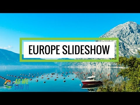 Europe Slideshow: 101 Top Photos in 10 Minutes