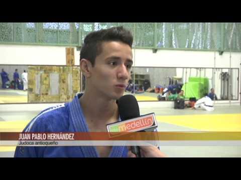 El Campo Nacional de Judo será en Bogotá [Noticias] - TeleMedellin