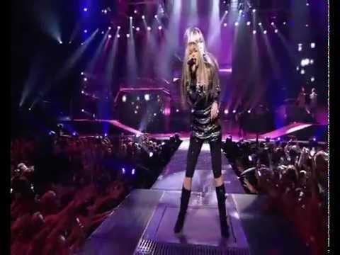 Hannah Montana Meet Miley Cyrus - Rockstar Live Best of Both Worlds Concert
