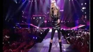 Hannah Montana Meet Miley Cyrus - Rockstar Live Best of Both Worlds Concert