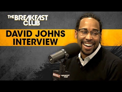 David Johns Educates Us On National Black HIV Awareness, Wor