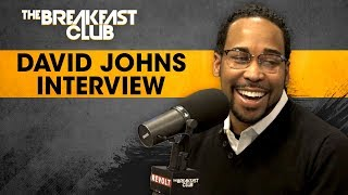 David Johns Educates Us On National Black HIV Awareness, Working With President Obama + More