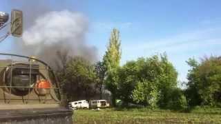 Волноваха Бой Украина 22 05 2014