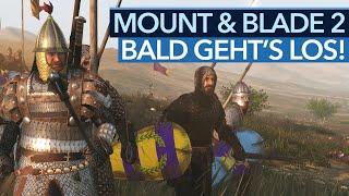 So sieht der Mittelalter-Traum JETZT aus - Mount and Blade 2: Bannerlord