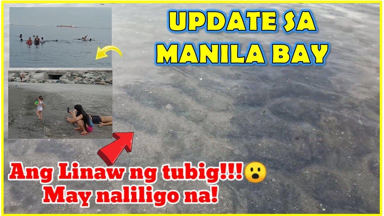 Download BAKIT KAYA HINDI TO BINABALITA? MANILA BAY, ANG LINAW NA NG TUBIG!!!