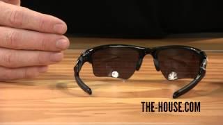 5ae0144eff Oakley Half Jacket 2.0 XL Sunglasses - Review - The-House.com
