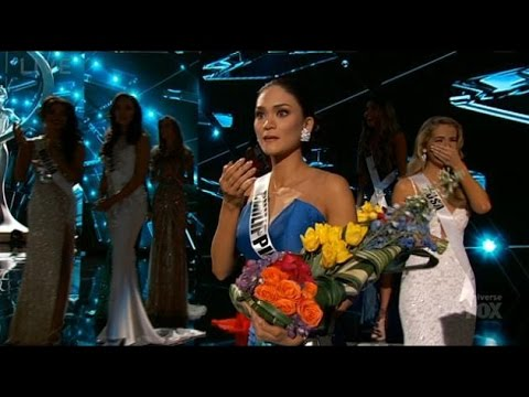 HD: (FULL) Steve Harvey Messes Up On Miss Universe 2015! COLOMBIA x Philippines