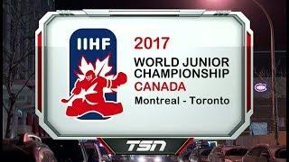 2017 IIHF World Junior Championship | SemiFinal | Canada vs Sweden