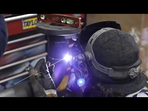Pittsburgh Technical College - A Day As A Welder