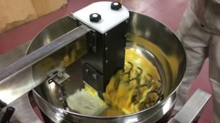 小型IH炒飯機
