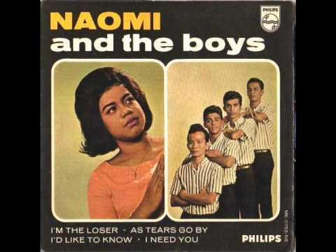 Naomi & The Boys (Singapore) - I'm The Loser [*Audio*]