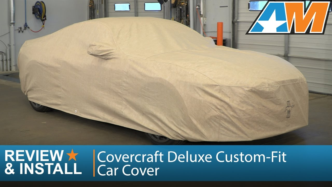 Covercraft Deluxe Custom Fit Car Cover