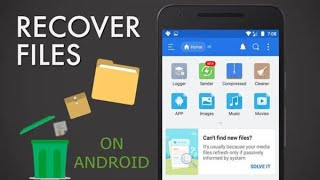 How To Recover Deleted Files From Android Phone | Android Data Recovery 2019