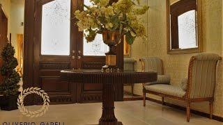 MUEBLES CLASICOS de madera de caoba,  Como decorar con / Diseño y decoracion de interiores de casas