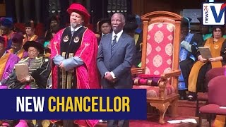 WATCH: Thabo Mbeki inaugurated as Unisa chancellor