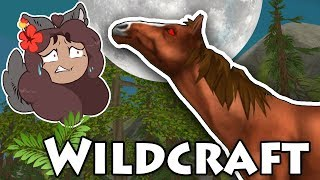 Dreams of... Demon Horses?!  WildCraft: The Pack Reborn  #15