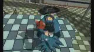 All Character Dance JSRF