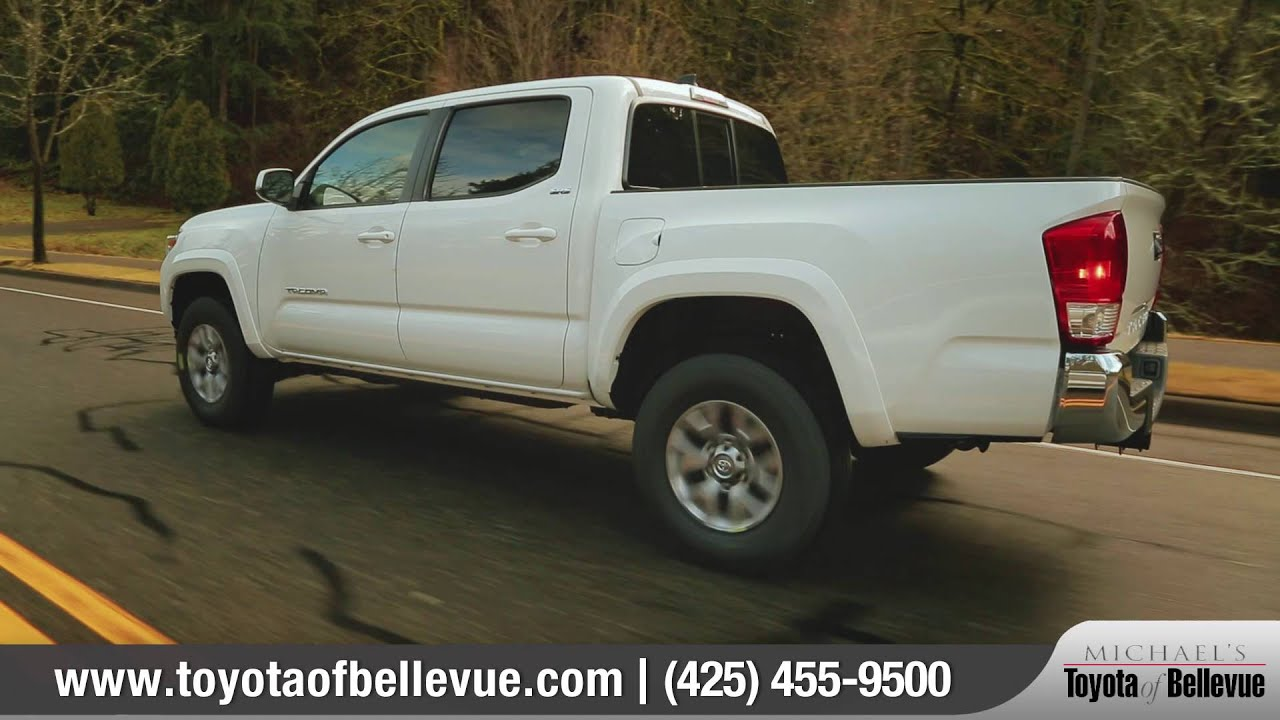 2016 Toyota Tacoma Review | Michaelu0027s Toyota   Toyota Dealer In Bellevue, WA