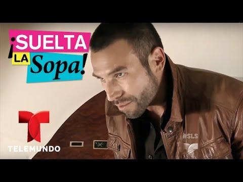 Suelta La Sopa   Rafael Amaya nervioso por Maritza Rodriguez en