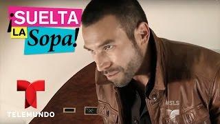 Suelta La Sopa | Rafael Amaya nervioso por Maritza Rodriguez en