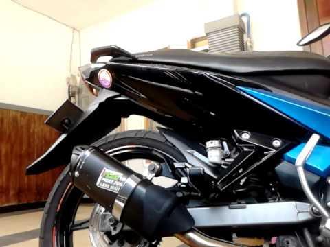 NOB1 Neo Yamaha New Jupiter MX (R3) Sounds like 2 cylinder!