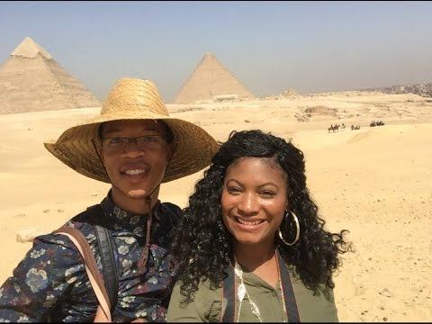 TRAVEL VLOG | EGYPT 2016  PART 2 - MTM EP 10