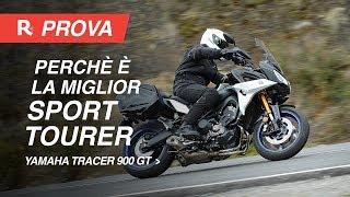 Yamaha Tracer 900 GT 2020, prova della sport touring più venduta - Stefano Cordara