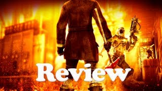 Resistance Burning Skies Review (Video Game Video Review)