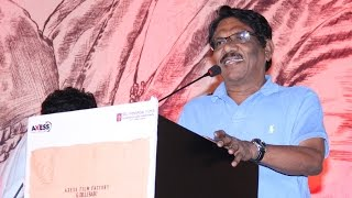 Bobby Simhas accent has traces of Superstar Rajinikanth - Bharathiraja