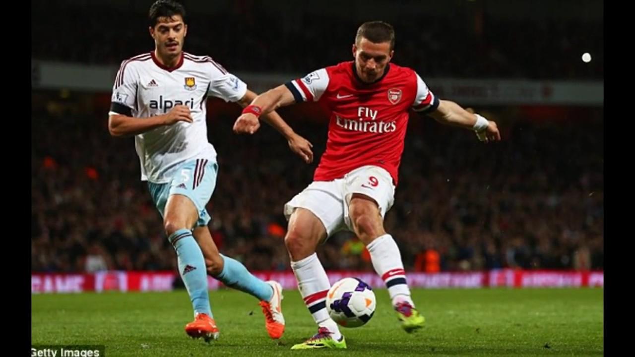 Download Arsenal vs West Ham 3 -0 All Goals  Highlights 5 4 2017
