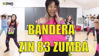 Bandera ZIN 83 Claudia Leitte Choreography / NatsO ZUMBA