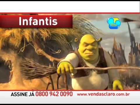 CLARO TV - HDTV AO SEU ALCANCE - Assine Já 0800 942 0090