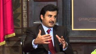 Baixar A Conversation with His Highness Sheikh Tamim Bin Hamad Al-Thani, Amir of the State of Qatar
