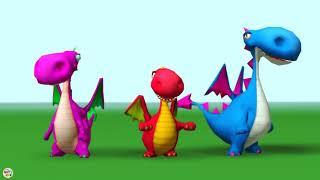 Toonpets dragons - Bống Bống Bang Bang nhạc thiếu nhi sôi động - bộ sưu tập Pikachu 2019