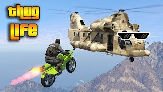 GTA 5 ONLINE : THUG LIFE AND FUNNY MOMENTS (WINS, STUNTS AND FAILS #98)
