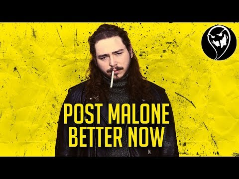 "Post Malone - Better Now (Punk Goes Pop Style) ""beerbongs & bentleys"""