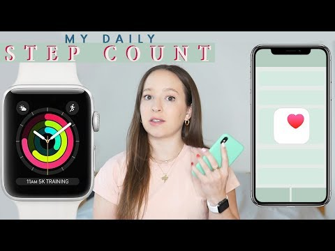 How I use iPhone's Health App to stay fit!