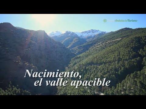 Comarca del Río Nacimiento, el valle apacible. Almería