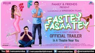 Fastey Fasaatey Official Trailer | Hindi Trailer 2019 | Arpit Chaudhary, Karishma Sharma & Nachiket