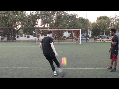 CROSSBAR CHALLENGE vs KSI