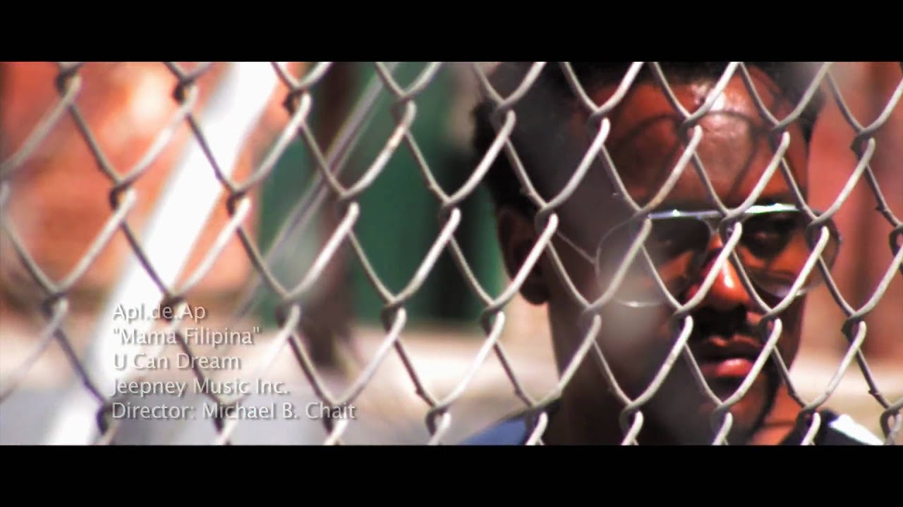 """Download Apl.de.Ap of The Black Eyed Peas - """"Mama Filipina"""" Official Music Video (2009)"""