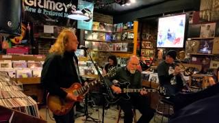 Sco-Mule Warren Haynes and John Scofield Spanish Moon! Live at Grimey