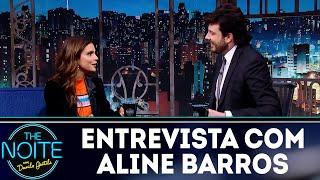 Baixar Entrevista com Aline Barros | The Noite (05/12/18)