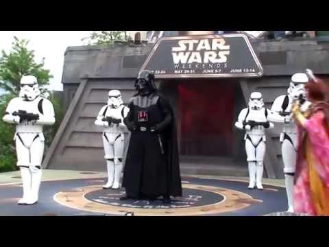 Darth Vader Dance Off Compilation 2008-2013